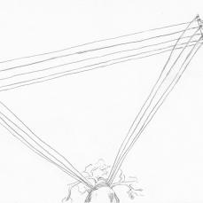 in die Luft zeichnen - © Stefan Rummel 2005